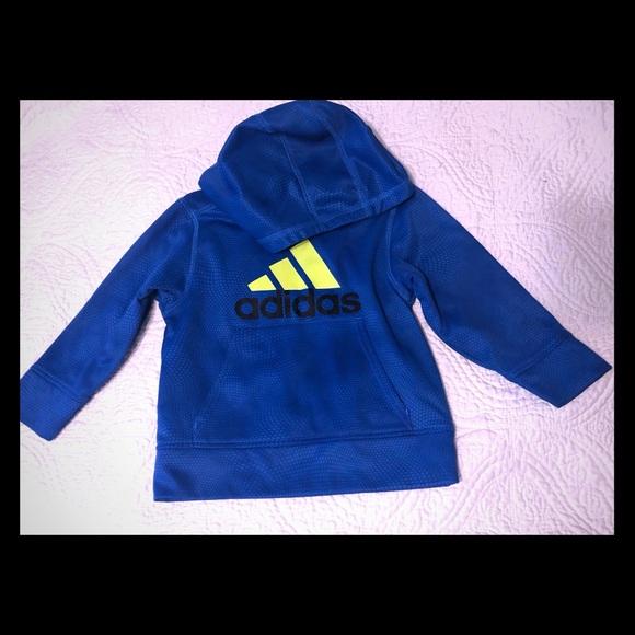 adidas hoodie toddler